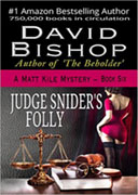 Book Cover for Judge Snider's Folly