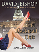 Book Cover for The Blackmail Club