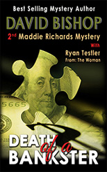 Death of a Bankster Book Cover