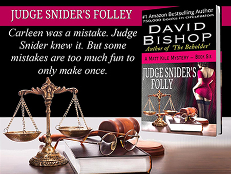 Judge Snider's Folly - Book 6