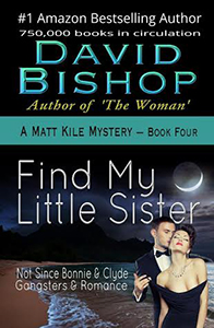 Find My Little Sister - A David Bishop Novel