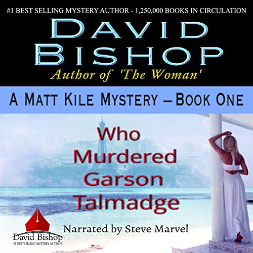 Who Murdered Garcon Talmadge  Audio Book Sample