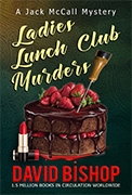 Book Cover for Ladies Lunch Club Murders