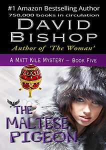 The Maltese Pigeon - A David Bishop Novel
